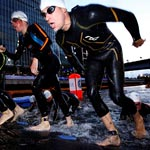 Canary Wharf Triathlon 2011