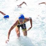 Triathlon de Nice Cote d'Azur