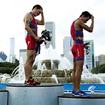 ITU World Triathlon Series - Chicago 2014