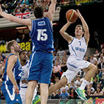 Great Britain v Iceland Eurobasket 2015 Qualifier