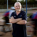 Cycle Speedway - Graham Elliott, Chair of the Cycle Speedway Commission