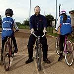 Cycle Speedway - Les Fellgett, Coach
