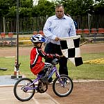 Cycle Speedway - Jamie Goldsmith, Chairman